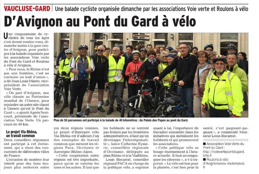 article balade pont du gard 2018